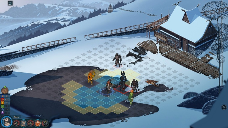 The Banner Saga Review Nintendo Switch 2