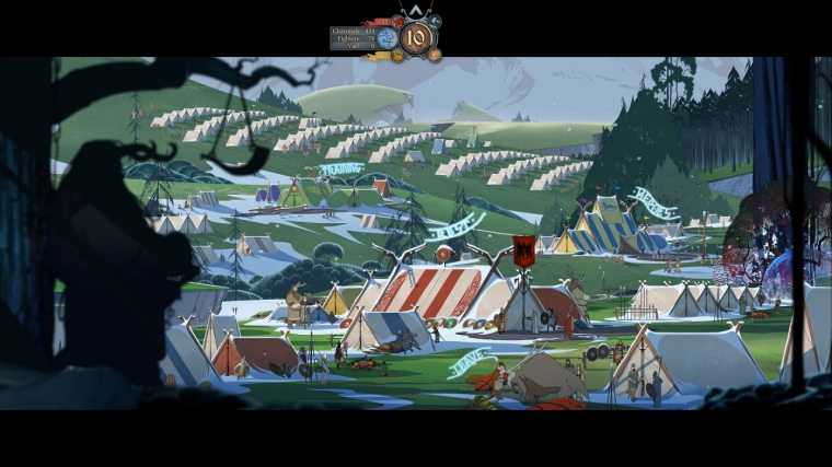 The Banner Saga Review Nintendo Switch 6