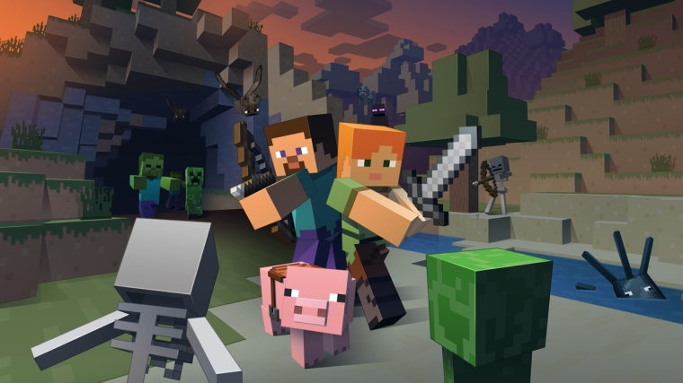 Minecraft Childhood Memories 5