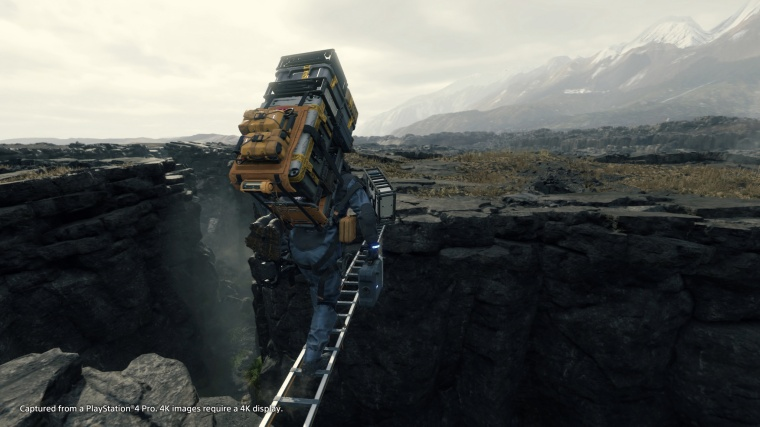 Death Stranding E3 2018 Analysis 5