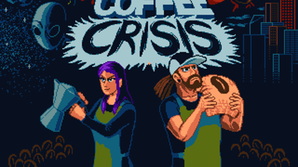 Into The Spine Of Coffee Crisis Review 8