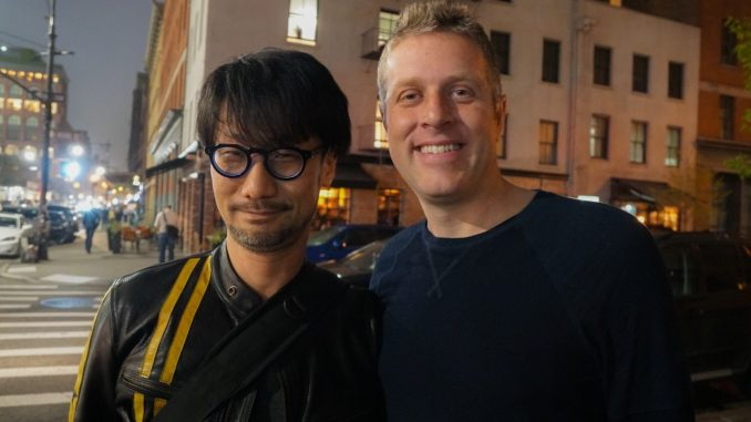 Best Friends Day Hideo Kojima Bromances 5
