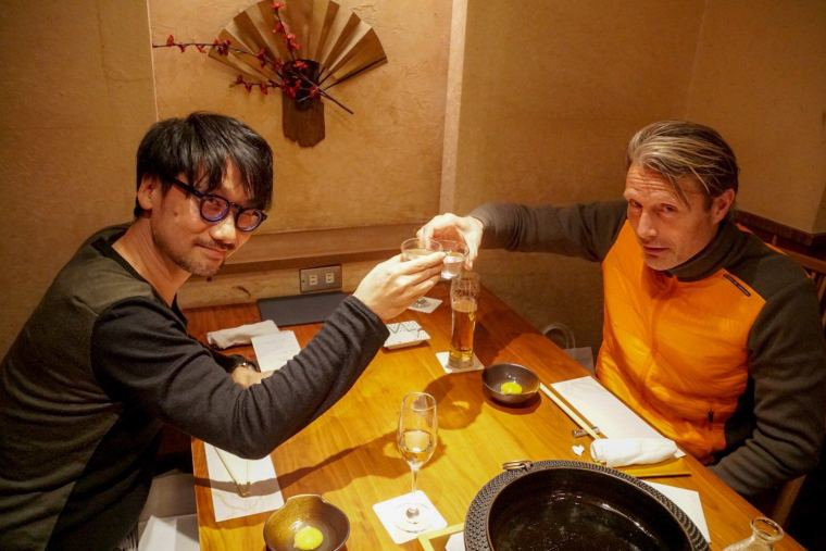 Best Friends Day Hideo Kojima Bromances 11
