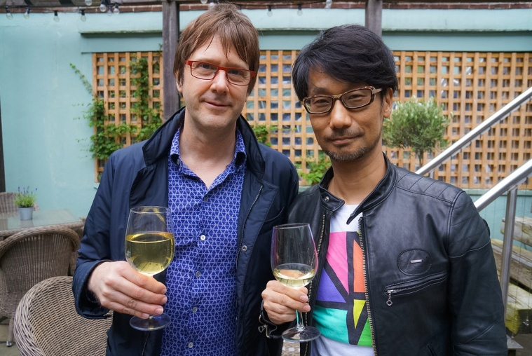 Best Friends Day Hideo Kojima Bromances 1