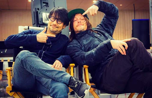 Best Friends Day Hideo Kojima Bromances 2