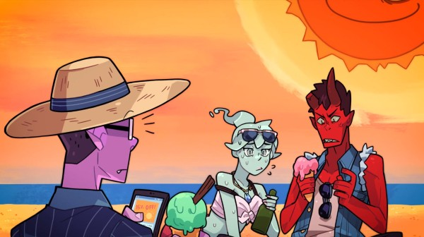 Monster Prom F*ckin Hot Update 1