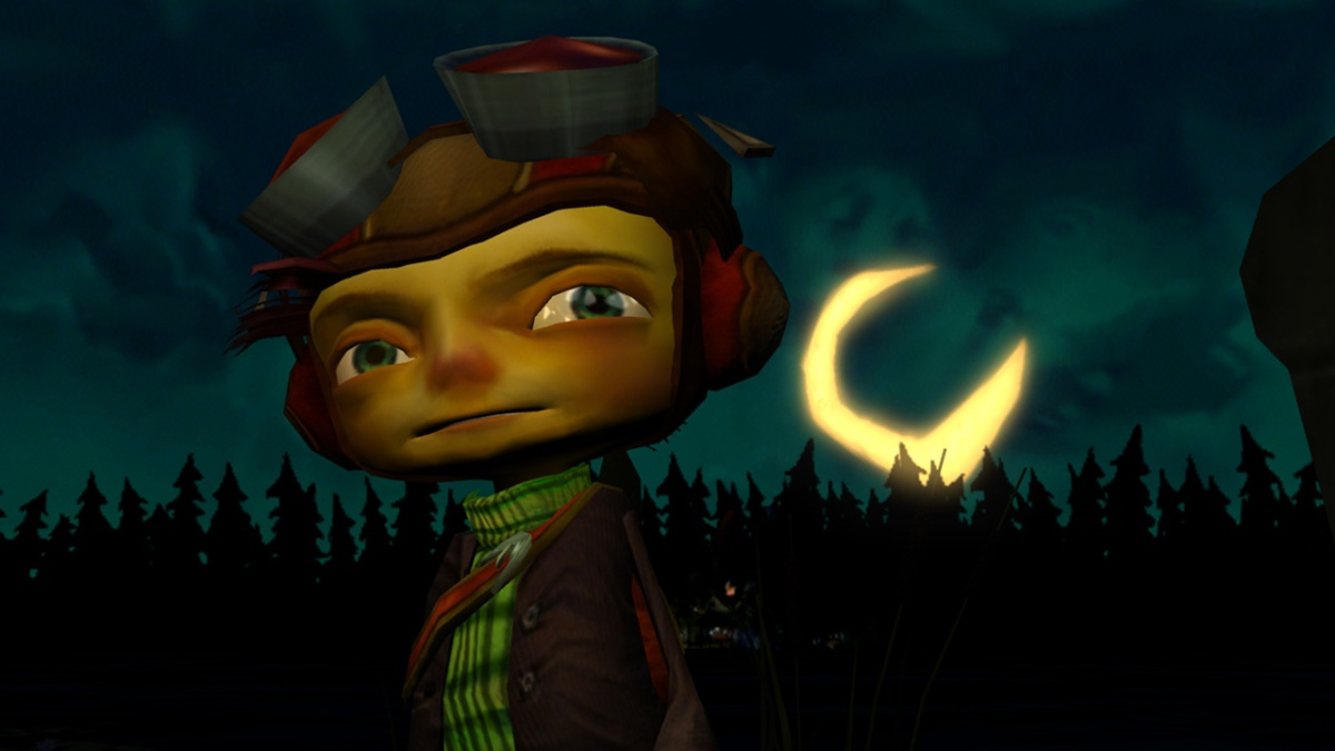 Psychonauts Helped Me Rationalize My Own Mental Health
