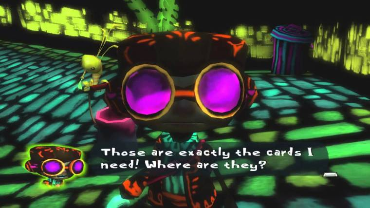 Psychonauts Rationalize Mental Health 6