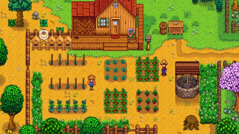 7 games to play before bed stardew valley 6