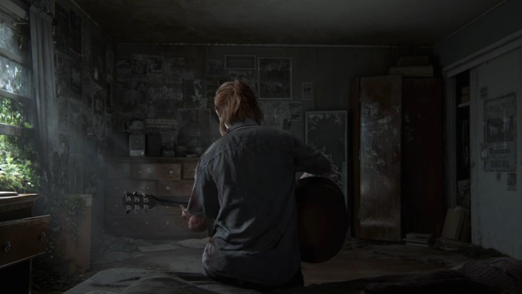 The Last of Us Part II Let's Talk About 5