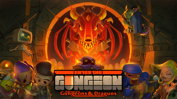 Enter The Gungeon: Advanced Gungeons & Draguns Release 1