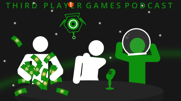 Third Player Games Podcast Episode 35