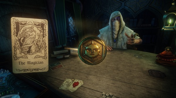 Hand of Fate 2 Nintendo Switch Reveal 1