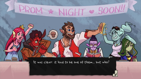 Into The Spine of Monster Prom Review 2