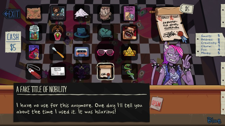 Into The Spine of Monster Prom Review 4