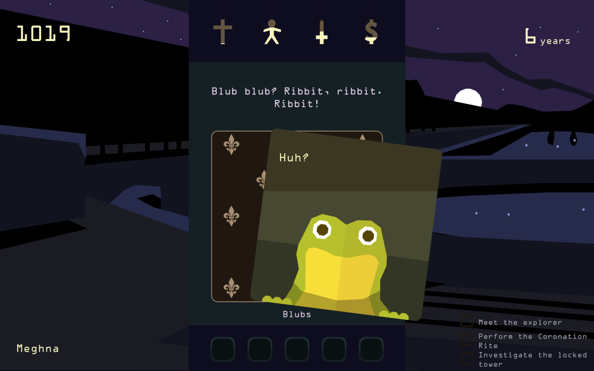 Reigns: Her Majesty Gets 200 New Cards in Free 'Transformation' Update