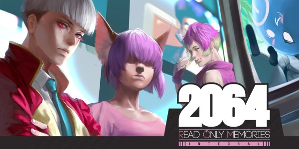 2064: Read Only Memories Integral Review 8