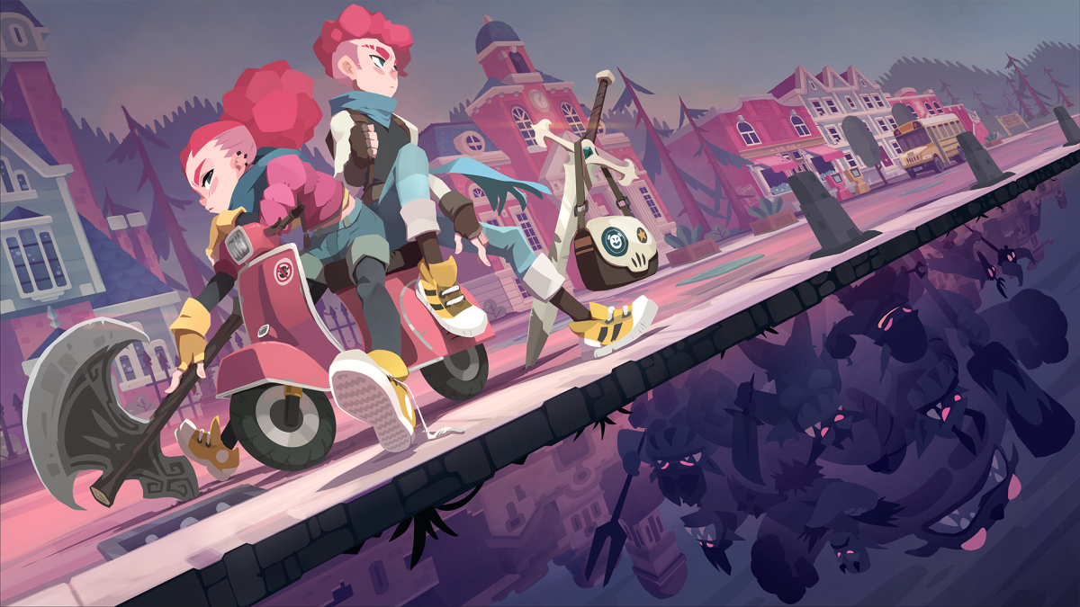 Young Souls Is An Upcoming Beat 'em Up From 1P2P & The Arcade Crew