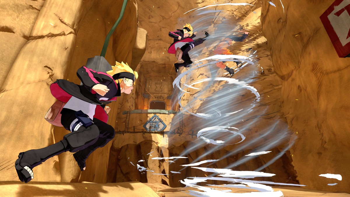 Naruto to Boruto: Shinobi Striker Unveils Details About Co-op Missions