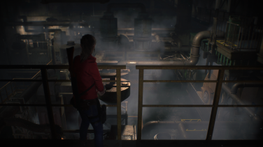 Resident Evil 2 Claire Redfield Details 7