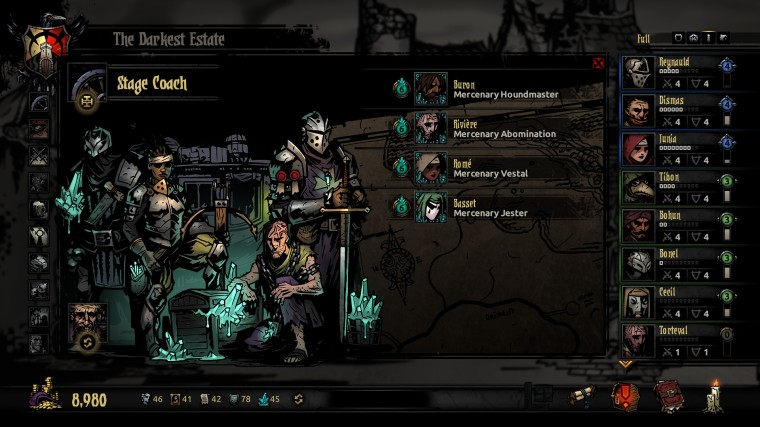 Darkest Dungeon The Color of Madness Review 2
