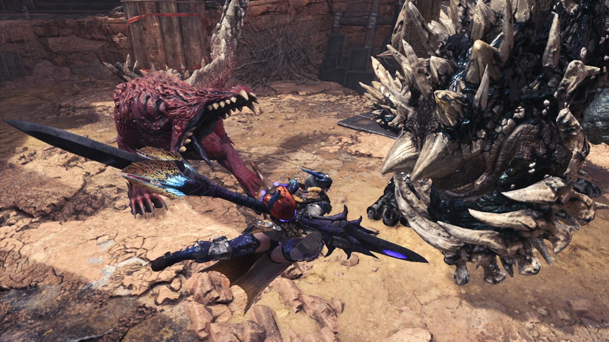 Monster Hunter: World - Insect Glaive Guide