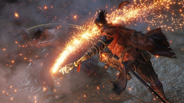 Sekiro: Shadows Die Twice's Combat Departure 3