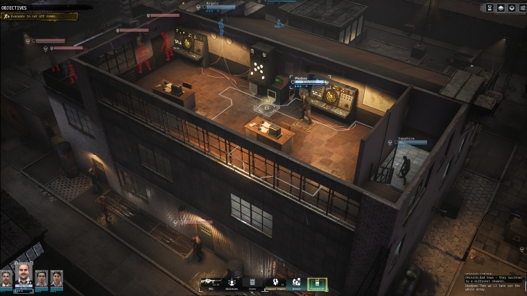 Into The Spine of Phantom Doctrine Review 3