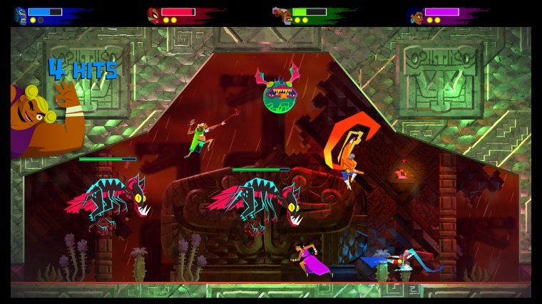 Guacamelee! 2 review into the spine 1
