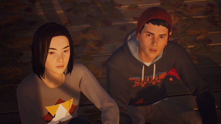 Life is Strange 2 Deals in Caricature 1