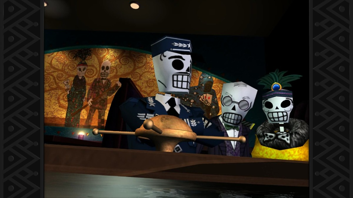 Skeletons of the Adventure Genre Make Grim Fandango Crumble