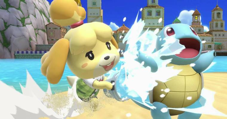 Spirits Define Super Smash Bros Ultimate